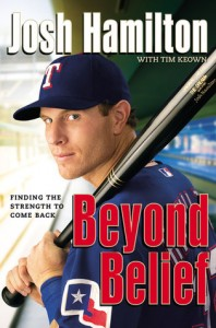 Beyond Belief, Josh Hamilton, Sports, Conversion, alcohol, drug, addiction, books for evangelism, books, evangelism, book review,