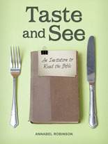 Book Cover - Taste and See