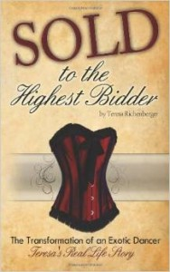 Sold to the Highest Bidder by Teresa Richenberger, Books For Evangelism, booksforevangelism.org