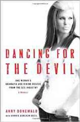 Dancing for the Devil by Anny Donewald, anny donewald testimony, anny donewald book, anny donewald conversion, anny donewald book review, anny donewald books for evangelism, books for evangelism, book review, evangelism,