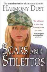 Scars and Stilettos by Harmony Dust, Harmony Dust testimony, Harmony Dust conversion, Harmony Dust book, Harmony Dust books for evangelism, Harmony Dust book review, books for evangelism, evangelism,