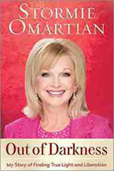 Out of Darkness, Stormie Omartian, abuse, occult, suicide, depression, books for evangelism, evangelism, book review,