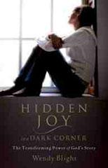 Hidden Joy in a Dark Corner, Wendy Blight, Sexual Assault, Biography, Healing, Books For Evangelism, evangelism, book review,